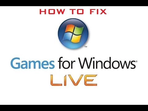 """Failed to initialise game for Windows Live""- Simple Solution ft. Virtua Tennis 4"