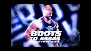 The Rock - Dwayne Johnson - Theme Song