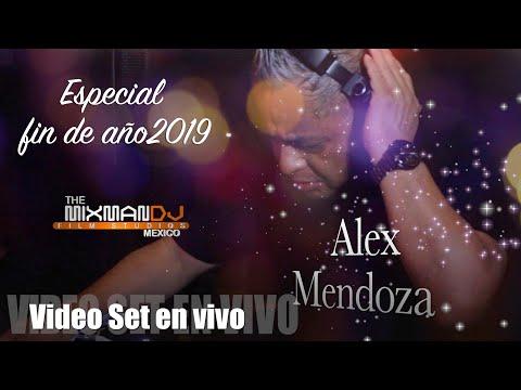 Especial de high energy Alex Mendoza