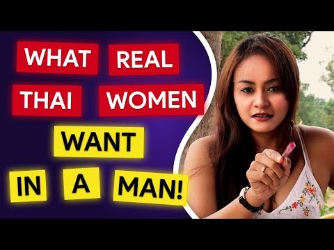 What Do Thai Women Think Of Foreign Men