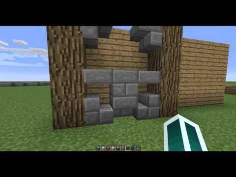 Minecraft Tutorial Schöner Bauen Doovi - Minecraft mittelalter haus klein
