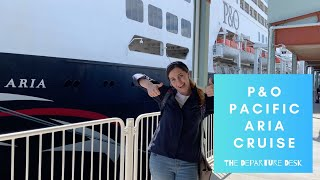 🚢My First Time Cruising Vlog 🚢| The Departure Desk
