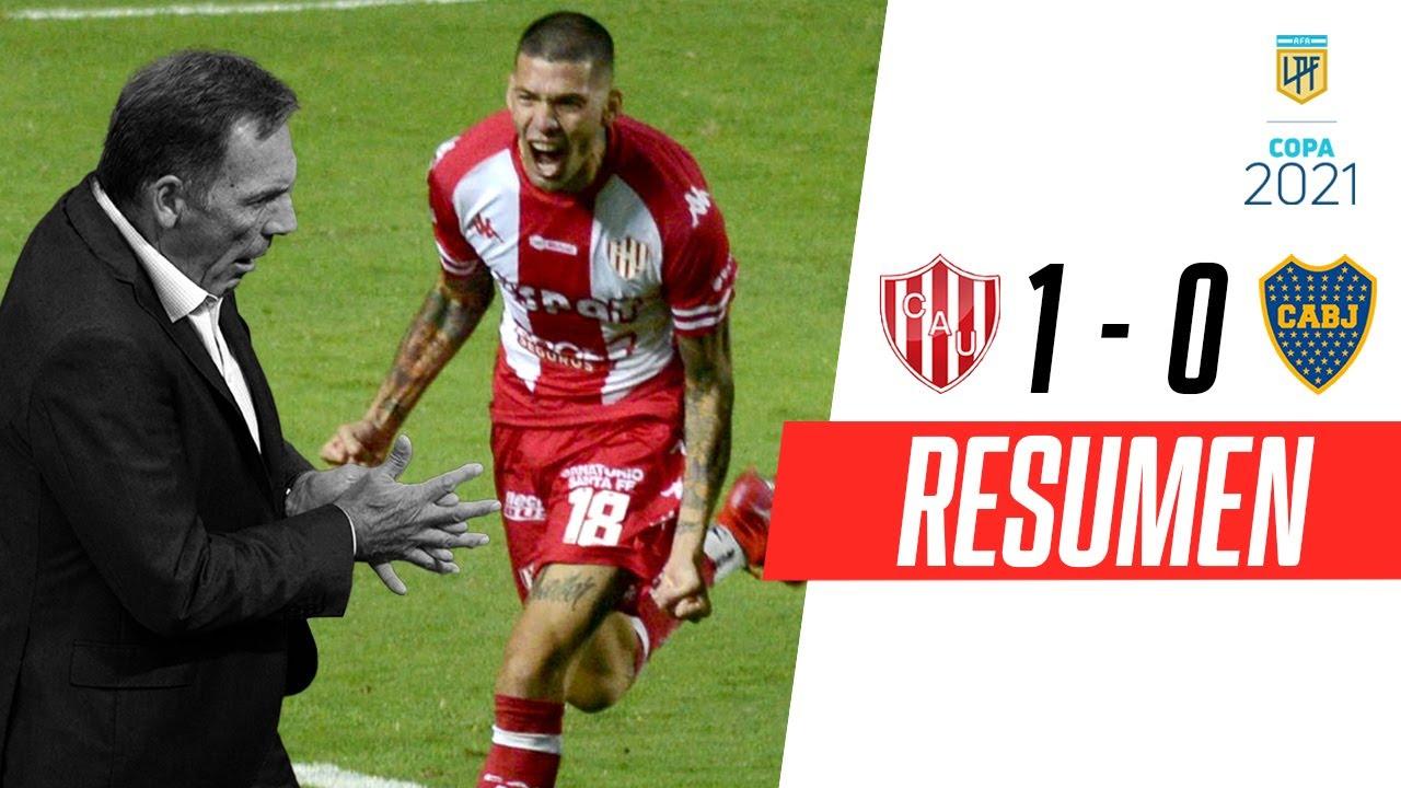 ¡EL TATENGUE SE HIZO GIGANTE Y GANÓ UN PARTIDAZO! | Unión 1-0 Boca | RESUMEN
