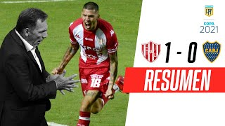 ¡DURA DERROTA DEL XENEIZE ANTE EL TATENGUE! | Unión 1-0 Boca | RESUMEN