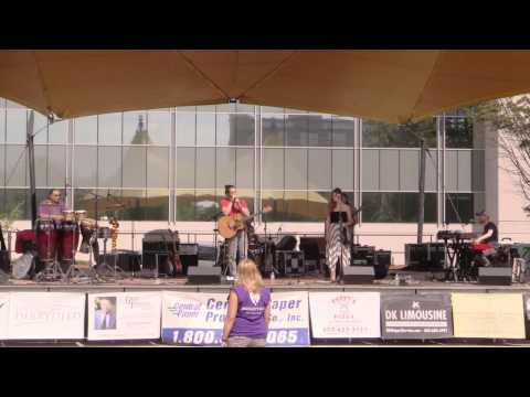 Adam Ezra Group \ Burn Brightly \ MAG-A-PALOOZA 2015