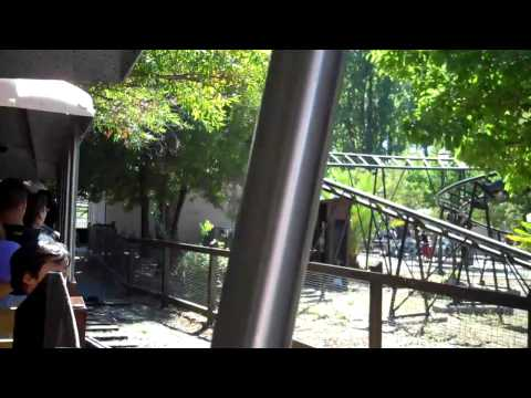 oakland zoo train ride