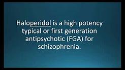 How to pronounce haloperidol (Haldol) (Memorizing Pharmacology Flashcard)