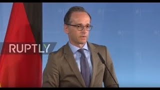 Germany: It's a penalty shootout! - Maas calls for EU consensus on migration