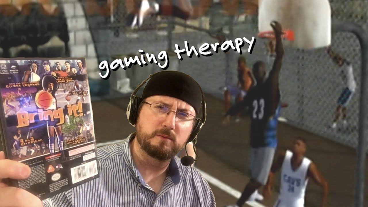Gaming Therapy - Episode 9: NBA Street (Nintendo GameCube)