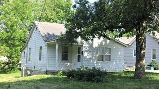 1257 S. Sharp St. Marshall Missouri 2 bedroom house for rent  Jack Vanderpool  660-229-2295