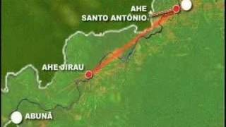 Usinas Hidrelétricas do Rio Madeira
