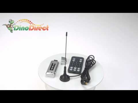 Устройство за записване и гледане на цифрова телевизия USB2.0 DVB-T 14