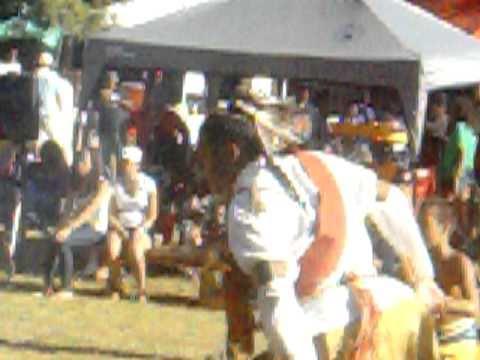 Narragansett Pow-Wow Somke dance