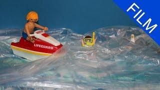 Playmobil Film deutsch FAST ERTRUNKEN