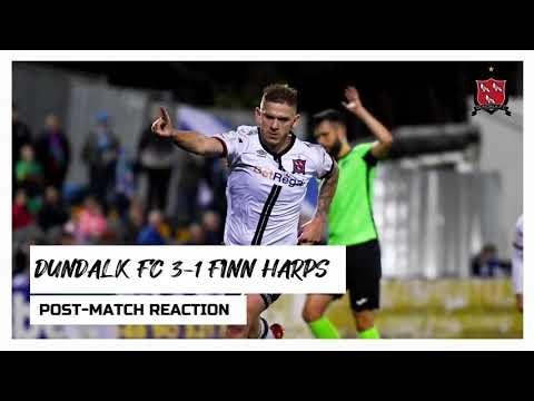 Sean Murray Reaction | Dundalk FC 3-1 Finn Harps