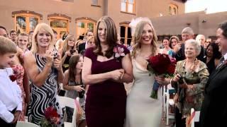 Lorelei + George / Santa Fe Wedding Video Highlights