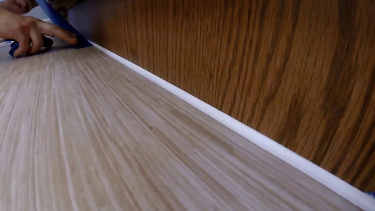 How To Caulk Like A Pro Pt2 You, Flexible Caulk For Laminate Flooring