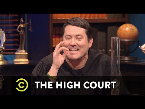 The High Court - The Thousand-Dollar Joke