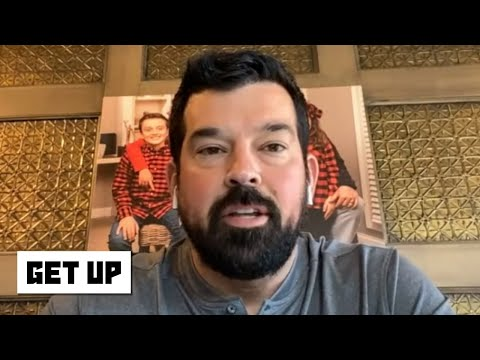 Buckeyes Coach Ryan Day On Potentially Playing College Football Without Fans & Chase Young | Get Up