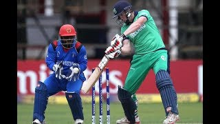 Afghanistan vs Ireland 1st t20 live streaming | IRE vs AFG 1st t20 live cricket match today