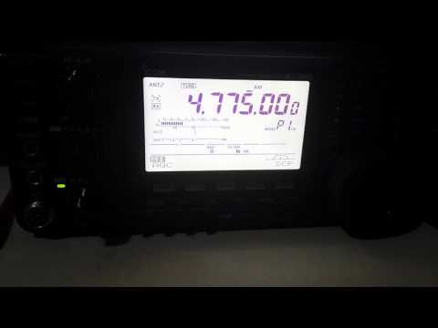 Trans World radio Swaziland (Africa) in 4775 khz
