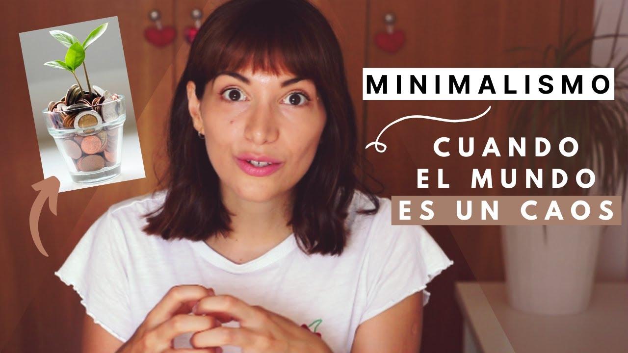 Por qué ser minimalista te salva en tiempos de crisis 🌱