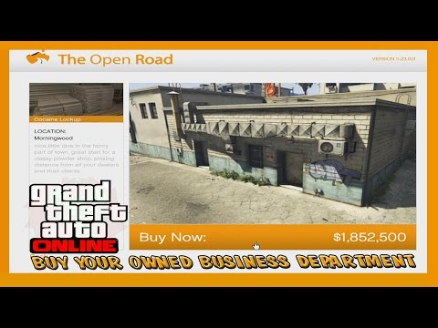 GTA 5 How To Buy Your Owned Businesses Online