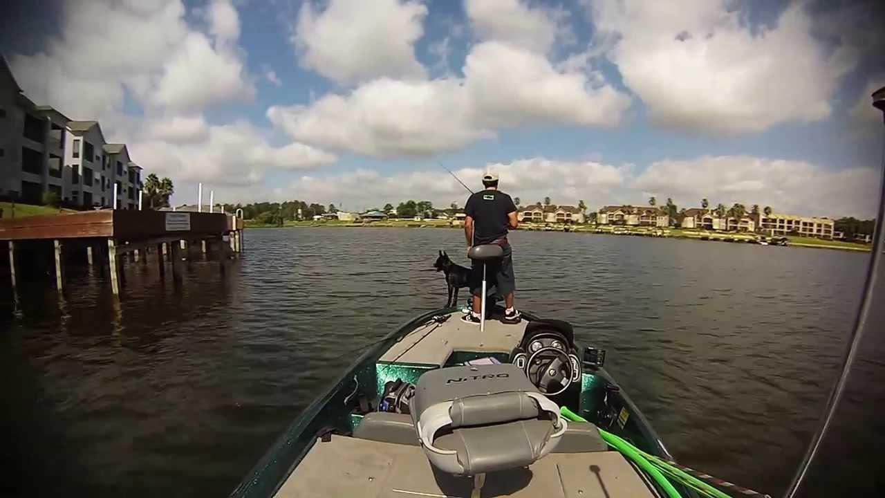 Bass fishing lake conroe 6aug13 keitech swimbaits gopro for Lake conroe fishing report