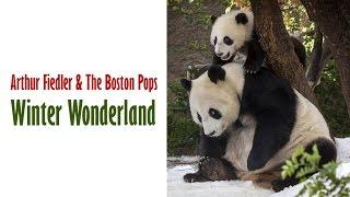 """Arthur Fiedler & The Boston Pops  """"Winter Wonderland"""""""