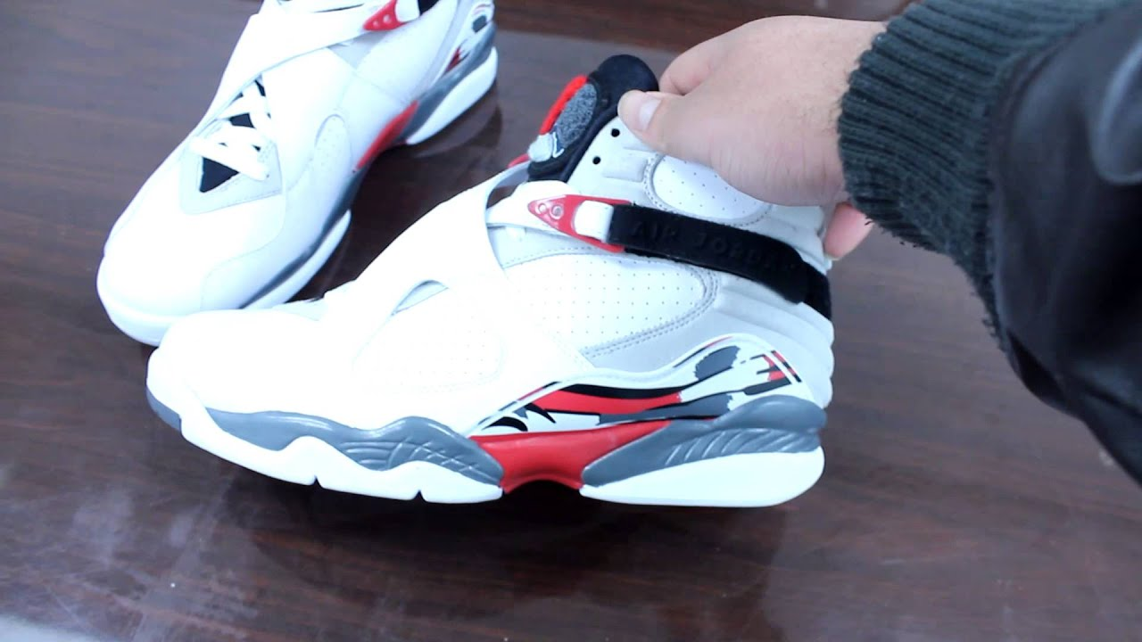 550190b67549aa ... coupon for air jordan retro 8 bugs bunny review youtube 9d027 7cbbd