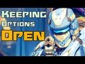 Halo 4 : Keeping Options Open in Fights