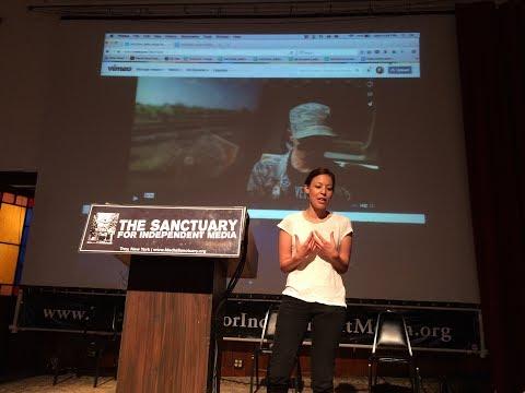 "Filmmaker Sonia Kennebeck w/ ""National Bird"" discussion"