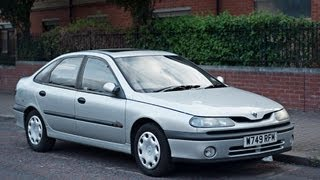 2000 Renault Laguna Alize Starting Up, Engine, Test Drive Review