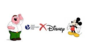 Not So Holywood Cinema: Disney Buys 21st Century Fox