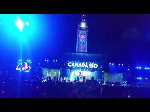 """Canada Day 150 Night Show - GORDON LIGHTFOOT!!!"""