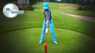 THE SECRET TO GREAT GOLF BALL STRIKING