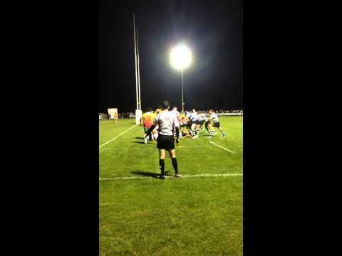 Tonga vs notts rugby
