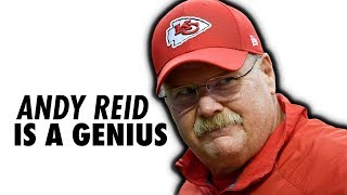 Andy Reid: The Most Unappreciated Coach