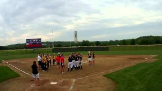 2013 University of Dayton Camp   Ohio Hawks 16u Gold v Indy Shockwave 18u