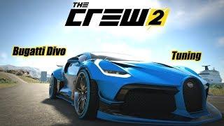 The Crew 2 - Bugatti Divo Tuning  (Hot-Shots Update)