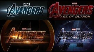 Avengers 1-4 Official Trailer