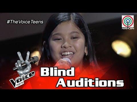 The Voice Teens Philippines Blind Audition: Elha Nympha - Chandelier
