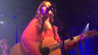 Marit Larsen - Ten Steps - Batschkapp Frankfurt 23.04.12