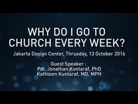WHY SUNDAY? | WHY I DO I GO TO CHURCH EVERY WEEK?