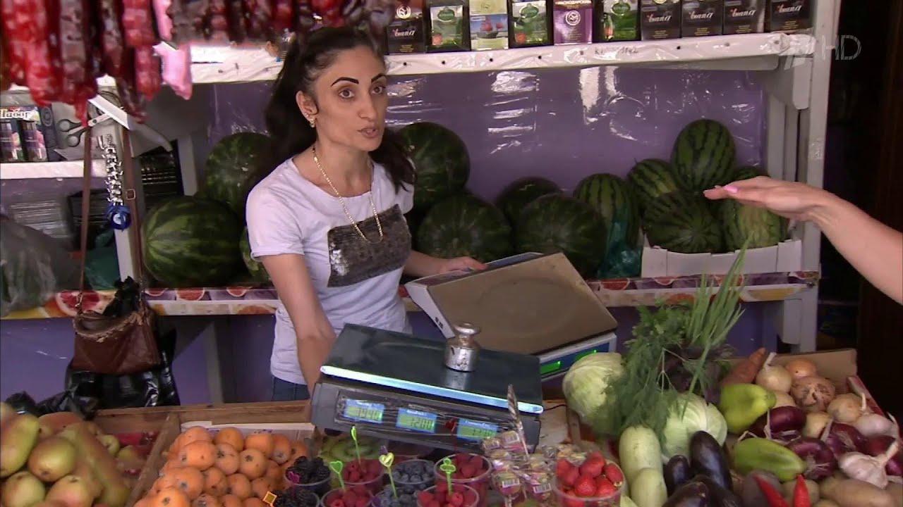 В Анапе на рынках бессовестно обманывают покупателей.