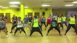 Uno Uno Seis, Andy Mineo performed by Elka Flowers and Flow Fitness