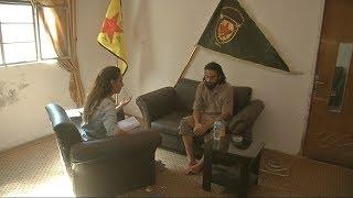 أخبار حصرية | تفاصيل يكشفها للمرة الأولى أسير تونسي عن مصير مقاتلَين أمريكي وألماني في #داعش