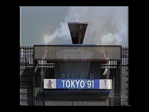 世界陸上1991 東京大会 総集編 -...