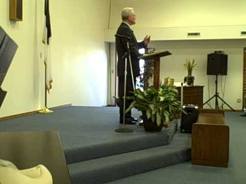 Pastor David Powell- the 2-23-14 the Beatitudes #2