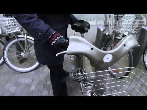 Dave's Shoddy Guide to The Paris Velib Bike Hire Scheme
